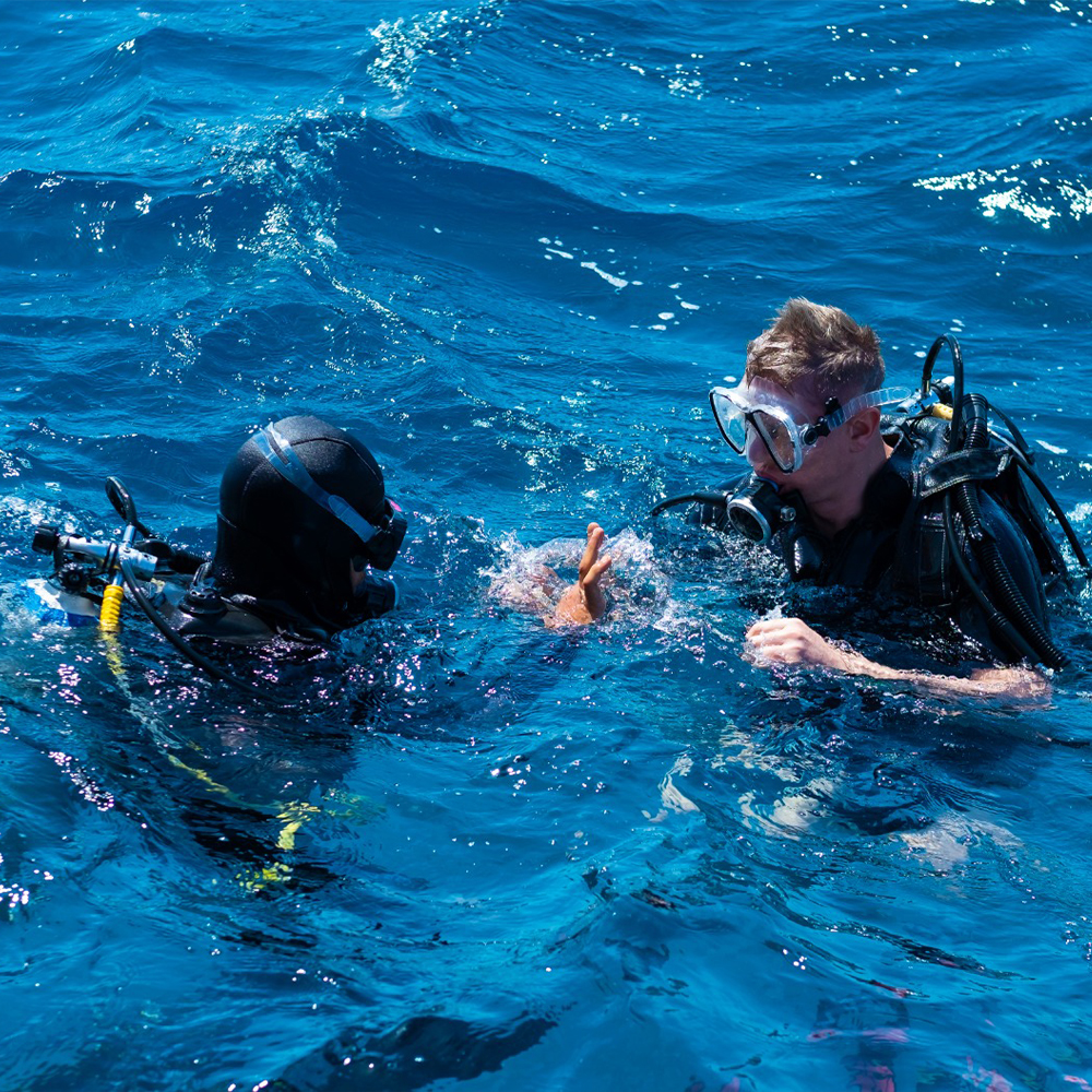 Diving Refresher Course